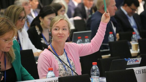 Karla Maříková - Sputnik Česká republika