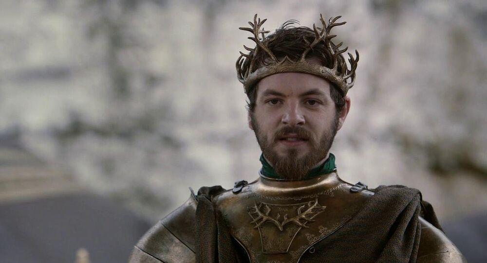 Postava seriálu Hra o Trůny Renly Baratheon