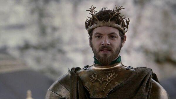 Postava seriálu Hra o Trůny Renly Baratheon - Sputnik Česká republika