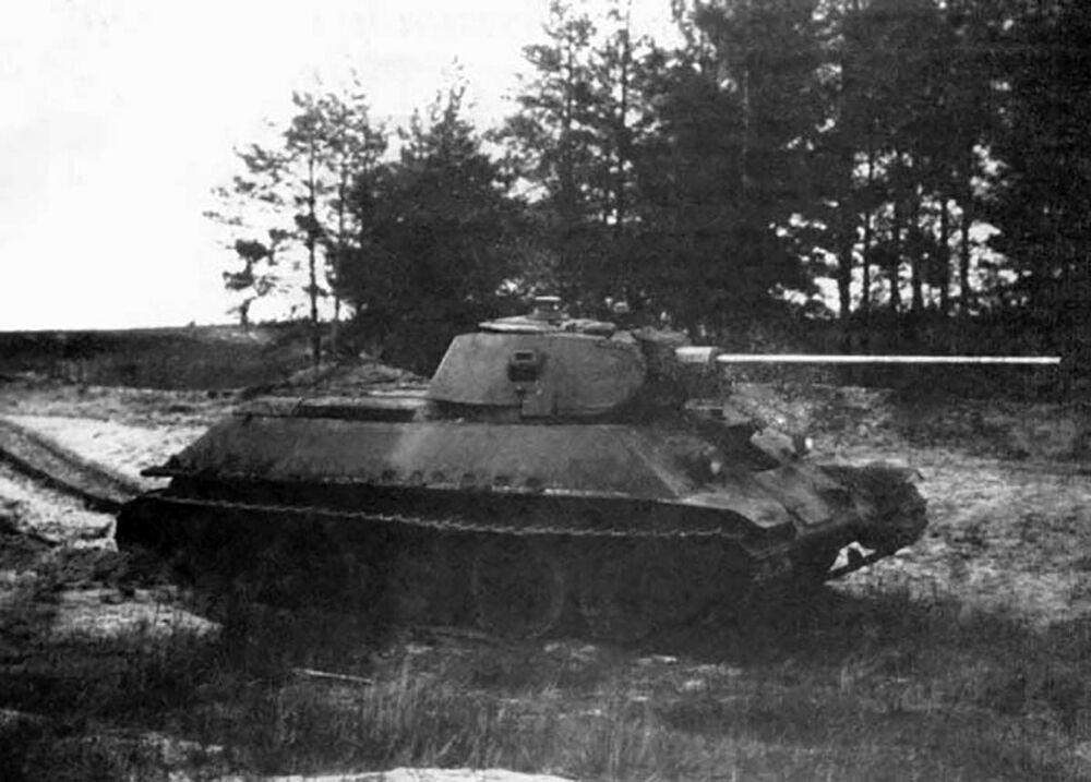 Tank Т-34-57