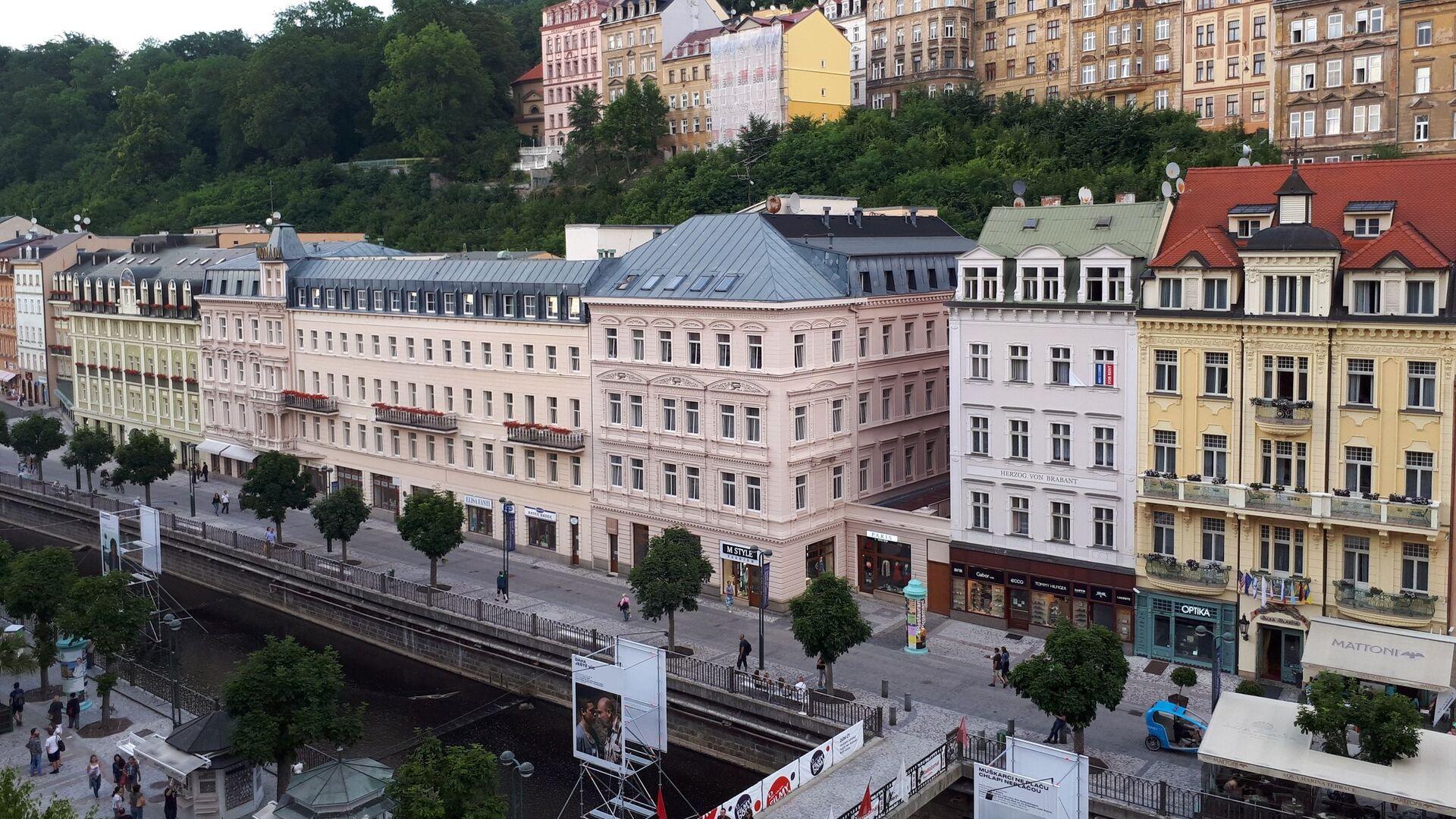 Karlovy Vary v době koronaviru - Sputnik Česká republika, 1920, 08.06.2021