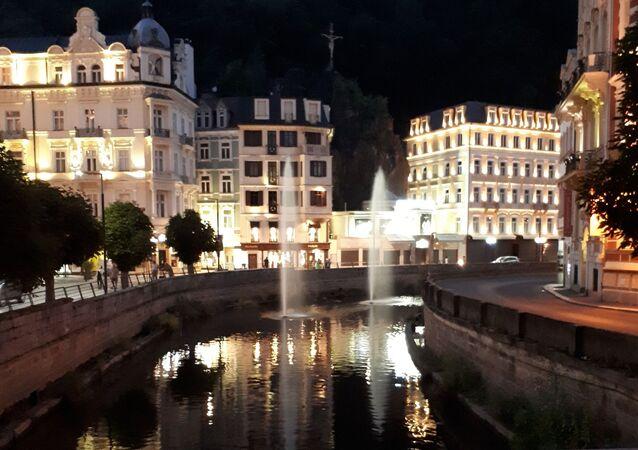 Karlovy Vary v době koronaviru