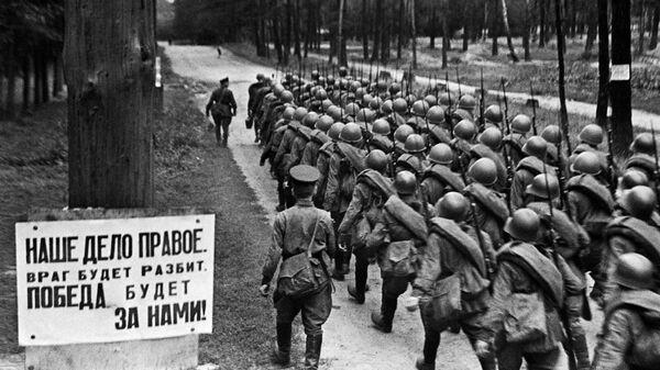 Мобилизация во время Великой Отечественной войны, 23 июня 1941 года  - Sputnik Česká republika