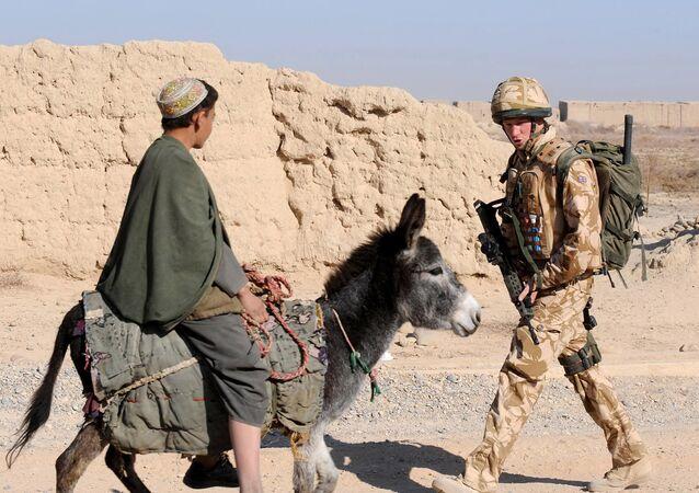 Prince Harry v Afghánistánu