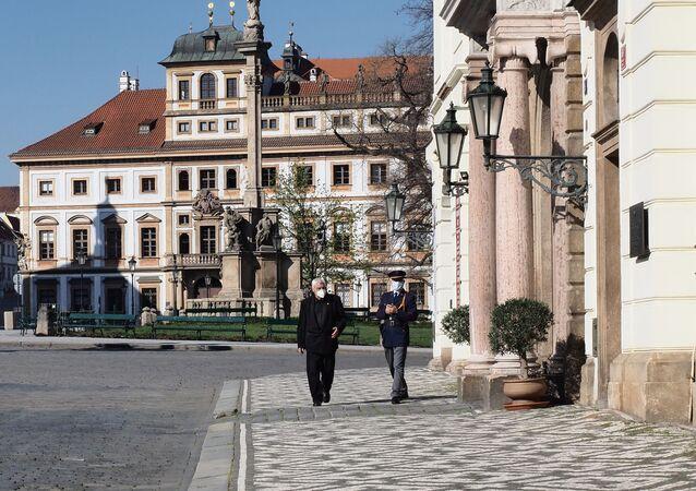 Hradčany, Praha