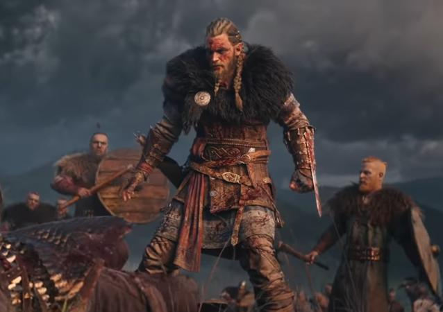 Oficiální trailer hry Assassin's Creed Valhalla