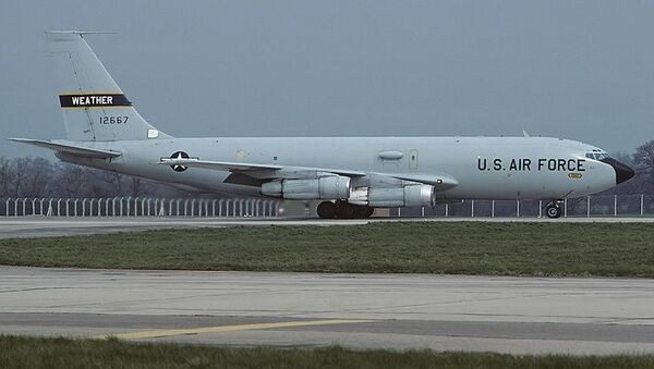 Letadlo WC-135 Constant Phoenix - Sputnik Česká republika