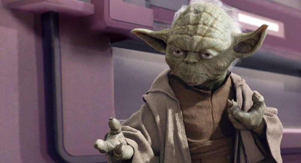 Yoda z Hvězdných válek