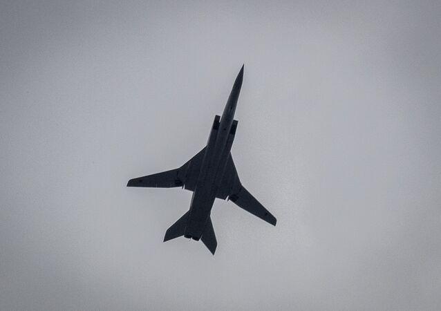 Strategický bombardér Tu-22M3