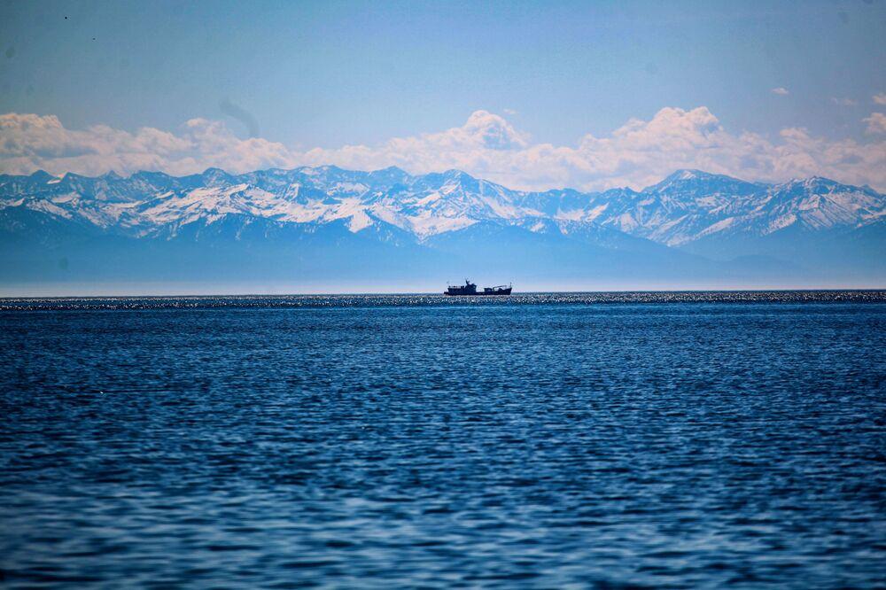 Jezero Bajkal.