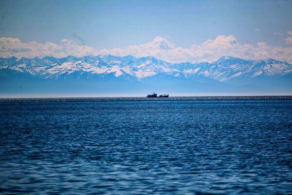 Jezero Bajkal. - Sputnik Česká republika