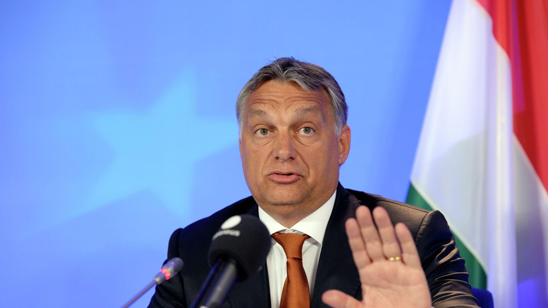 Viktor Orbán  - Sputnik Česká republika, 1920, 23.05.2021