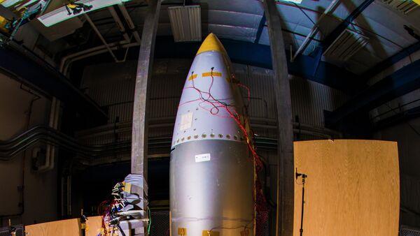 Atomová puma B61-12 - Sputnik Česká republika