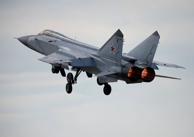 MiG-31. Ilustrační foto