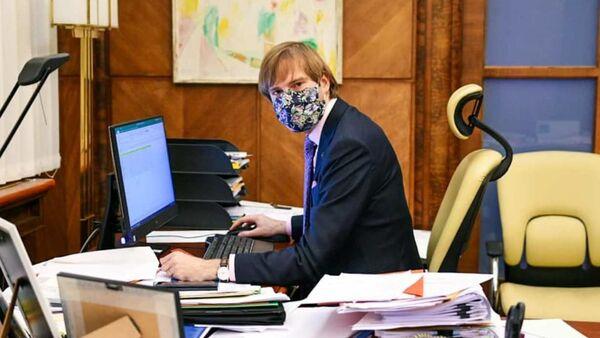 Český ministr zdravotnictví Adam Vojtěch - Sputnik Česká republika