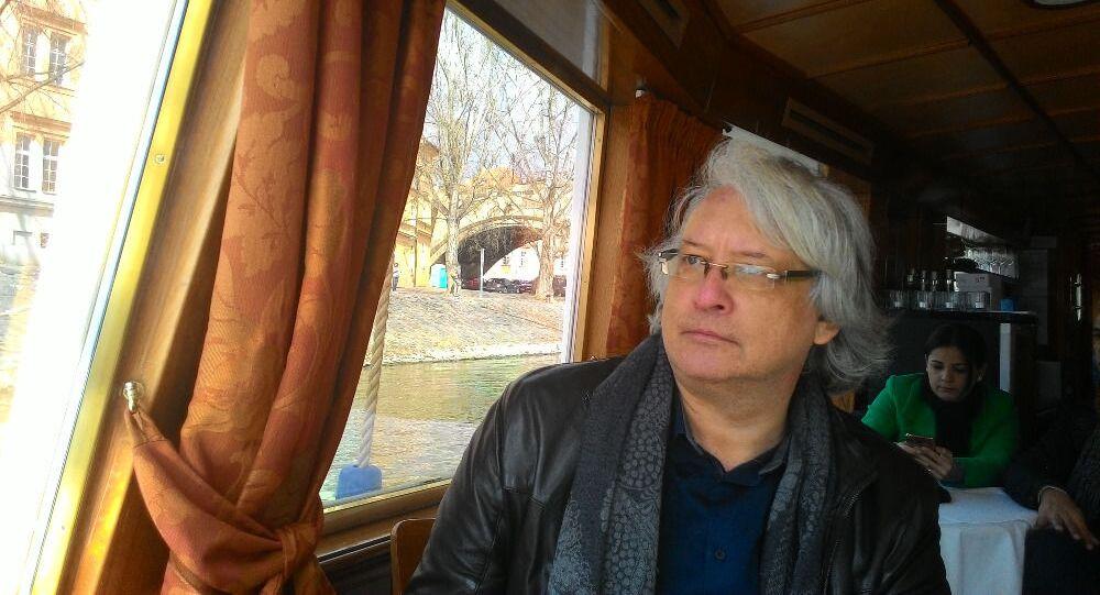 PhDr. Ivo Šebestík, historik a překladatel