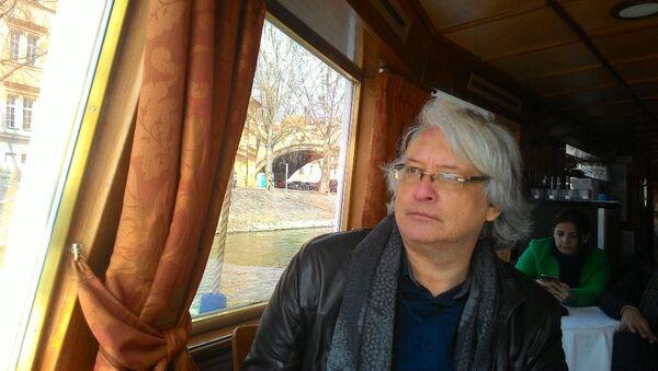 PhDr. Ivo Šebestík, historik a překladatel - Sputnik Česká republika
