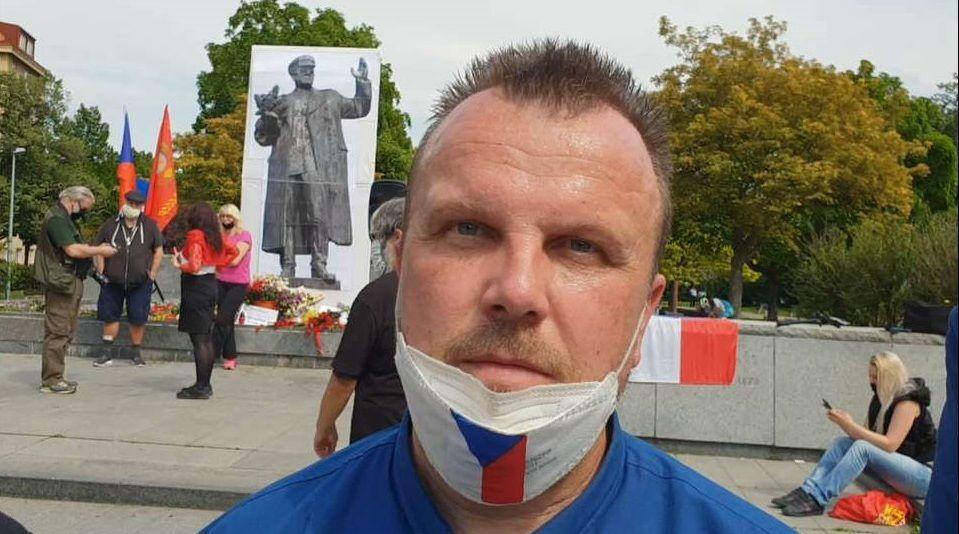 Černohorský vrátil maršála na jeho důstojné místo.