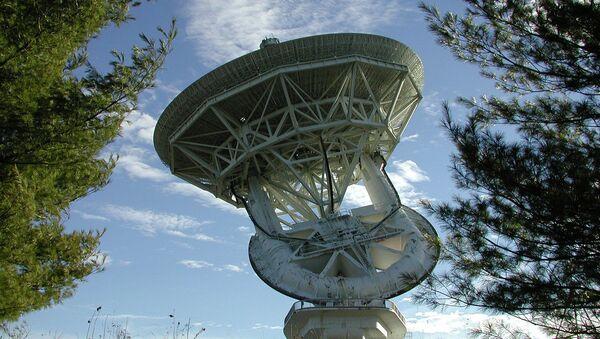 Anténa Národní radioastronomické observatoře  - Sputnik Česká republika