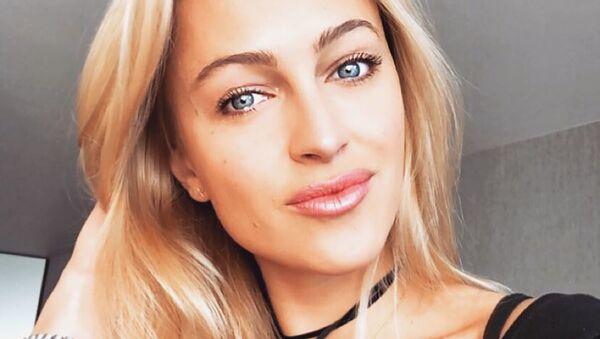 Česká modelka Renata N. Langmannová - Sputnik Česká republika