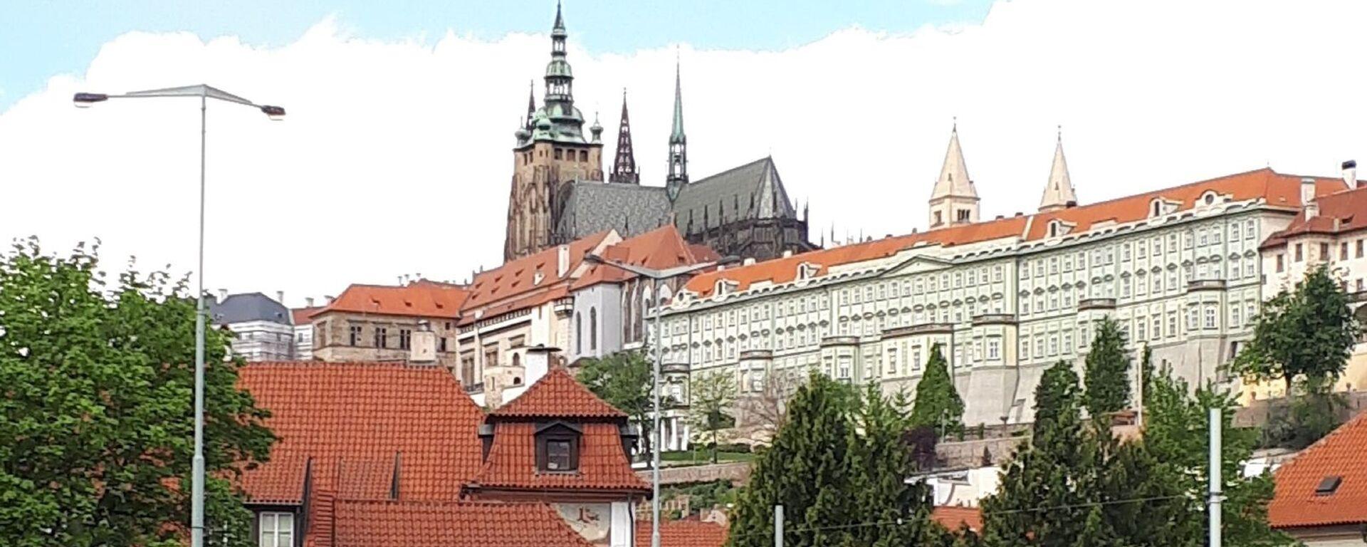 Praha v době koronaviru - Sputnik Česká republika, 1920, 27.05.2021