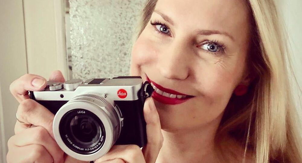 Česká novinářka, dokumentaristka a fotografka Lenka Klicperová.