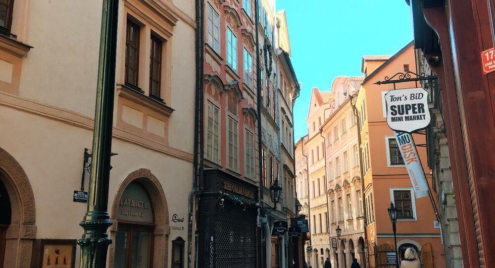 Praha v době koronavirusu