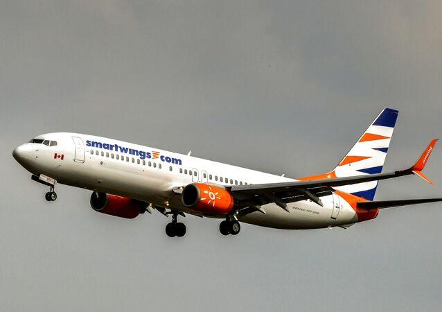 Boeing 737–800 společnosti Smartwings