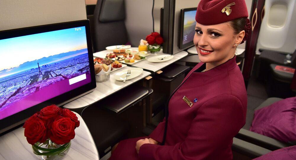 Letuška Qatar Airways