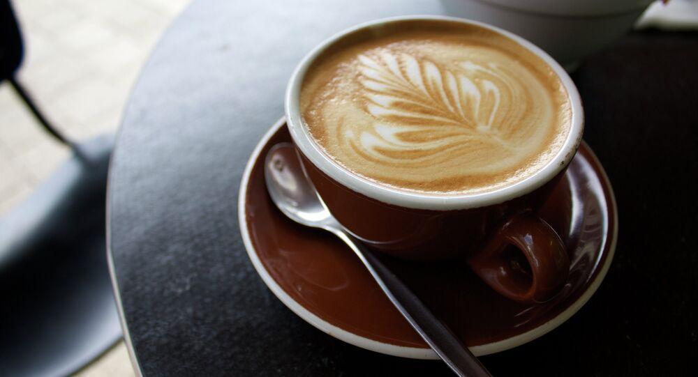 Šálek kávy. Ilustrační foto