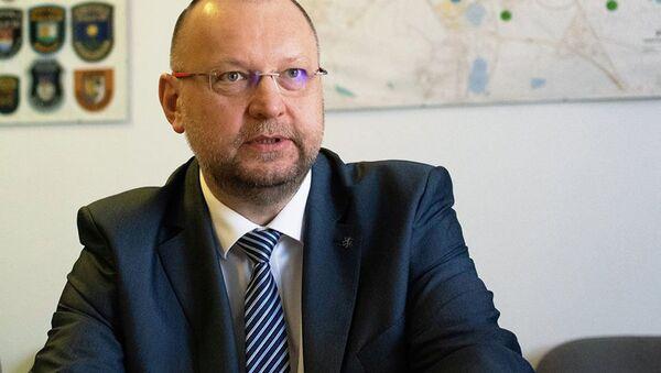 Místopředseda KDU-ČSL Jan Bartošek - Sputnik Česká republika