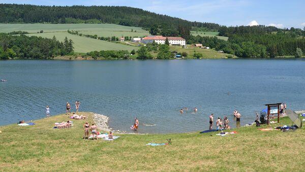 Vodní nádrž Letovice - Sputnik Česká republika
