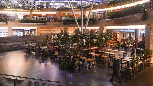 Obchodní centrum ve Varšavě. Ilustrační foto - Sputnik Česká republika
