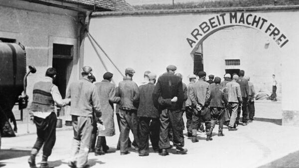 Policejní věznice gestapa v Terezíně - Sputnik Česká republika