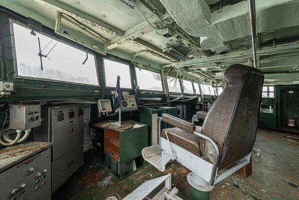 Místo kapitána lodi - Sputnik Česká republika