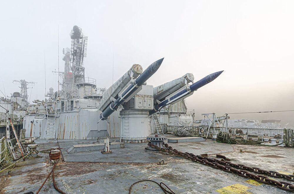 Protilodní střely určené k ničení nepřátelských lodí