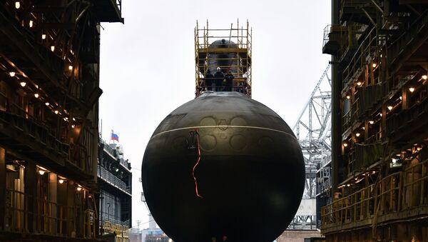 Ponorka (ilustrační foto) - Sputnik Česká republika