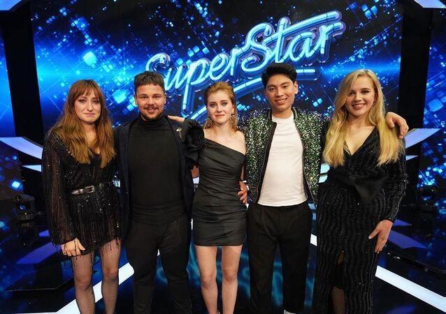 Účastníci SuperStar
