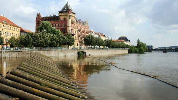 Smetanovo nábřeží v Praze. Ilustrační foto - Sputnik Česká republika