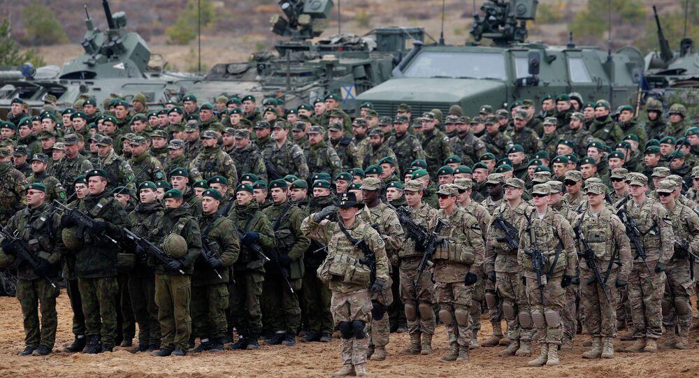 Cvičení NATO