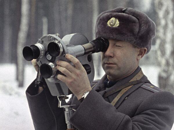 Alexej Leonov: 12 minut v otevřeném kosmu - Sputnik Česká republika