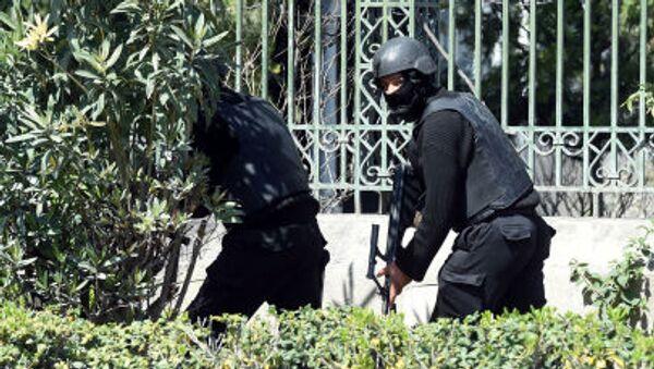 Tuniská policie - Sputnik Česká republika
