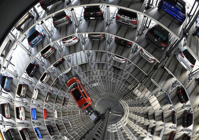 Továrna Volkswagen