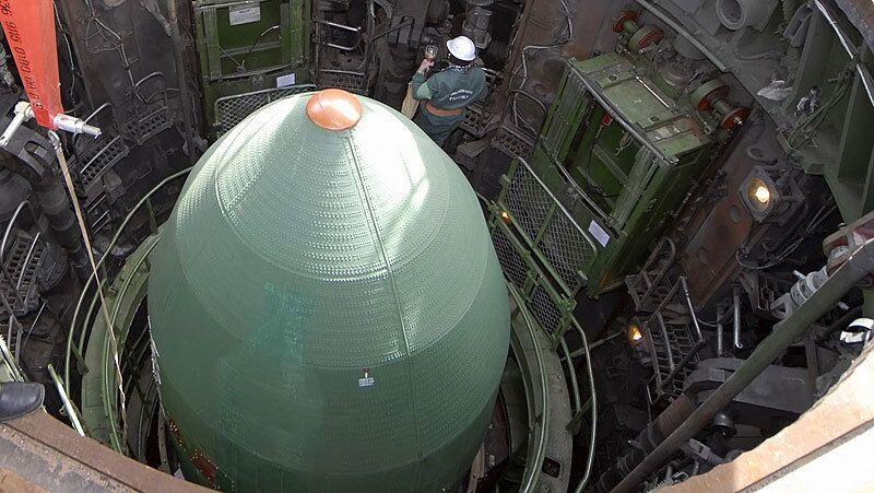 Jaderná raketa