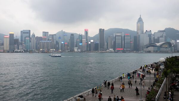Hongkong - Sputnik Česká republika