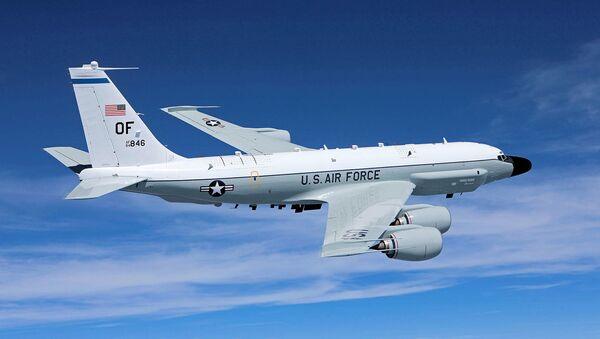 Americký letoun RC-135V - Sputnik Česká republika
