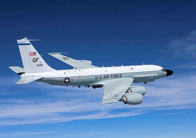 Americký letoun RC-135V