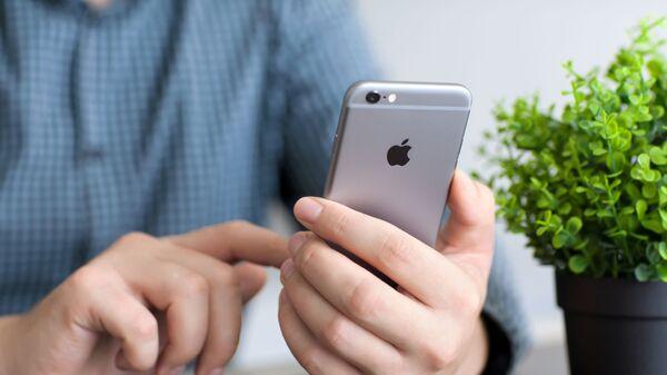iPhone - Sputnik Česká republika