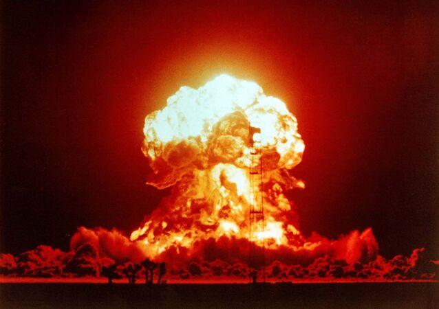 Jaderná exploze v Nevadě, 1953