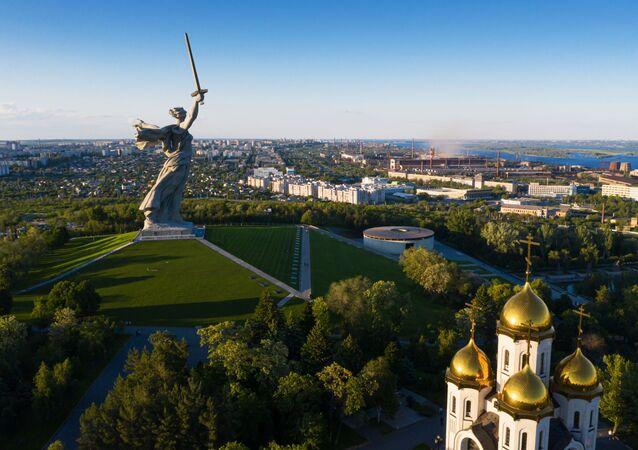 Monument Matka vlast volá. Jak vypadá symbol vítězství a největší socha v Evropě po rekonstrukci?